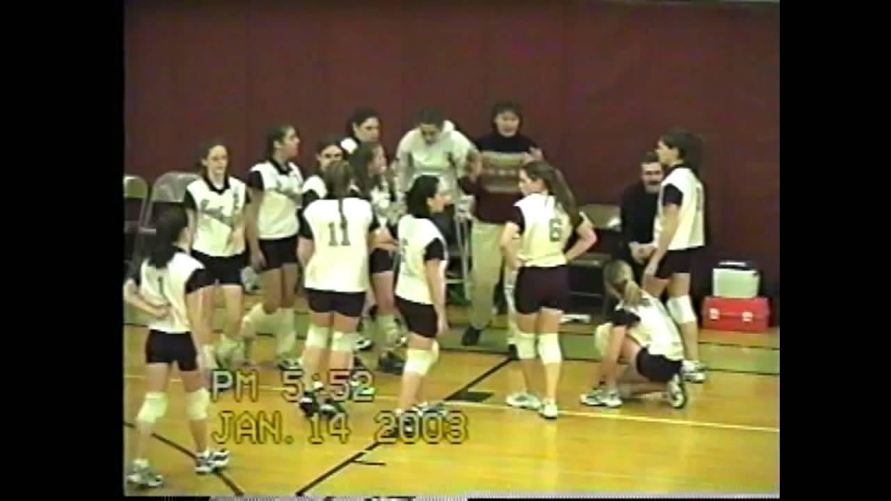 NCCS - PHS JV Volleyball  1-14-03