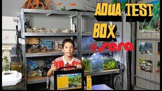 SERA AQUA-TEST BOX|REVIEW