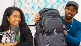 UrAvgConsumer's Gadget Backpack & Talking Anime!