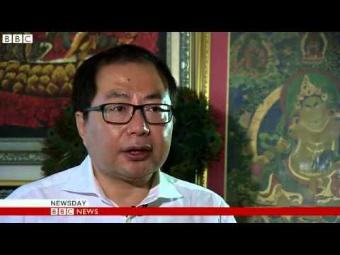 China's super rich Communist Tibetan Buddhists