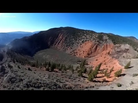 The Mystery Behind Colorado's Only Active Volcano