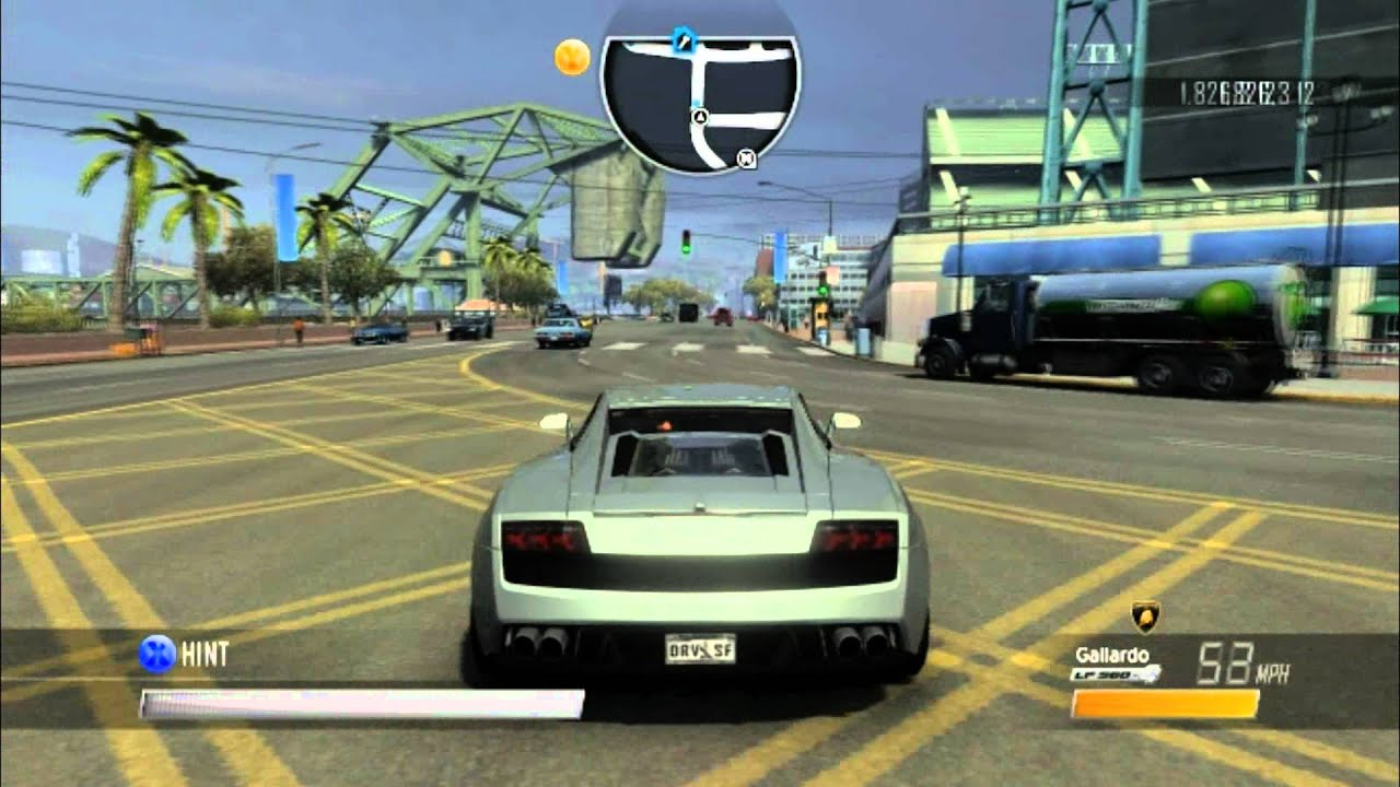 Lamborghini San Francisco >> Driver San Francisco | Lamborghini Gallardo LP560 ...