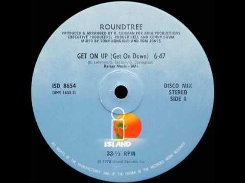 Roundtree - Get On Up (Get On own)