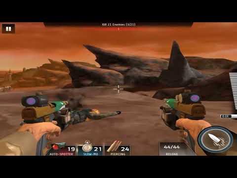 Kill Shot Bravo BLOOD SHOT Region 31 Primary Mission 1-10 Gameplay