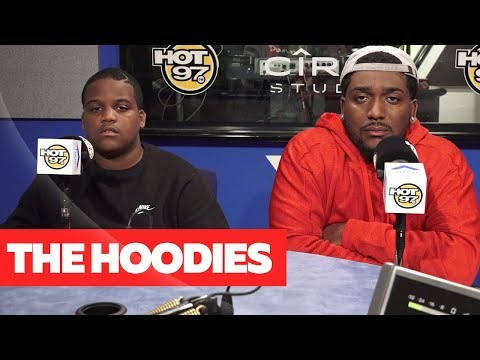 THE HOODIES FREESTYLE ON FLEX | #FREESTYLE082