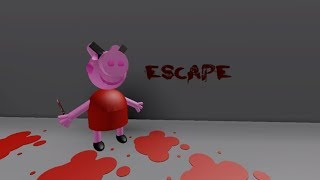 Escape Peppa Pig Obby | Roblox