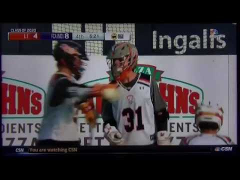 Russell Melendez Lacrosse Highlights
