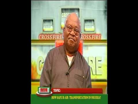 Crossfire: Dana Air  Crash.How safe is Air Travel In Nigeria #1