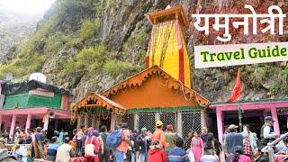 Yamunotri (यमुनोत्री) Travel 2019, Uttarakhand Char Dham