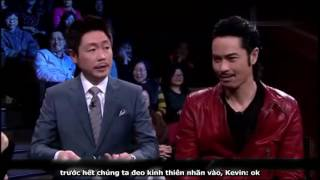 Trịnh Gia Dĩnh tham gia game show Sze You Tonight