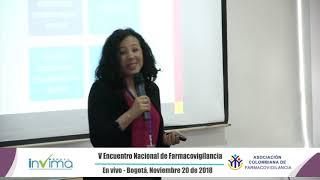 V Encuentro Nacional de Farmacovigilancia - Experiencias exitosas en prestadores de salud