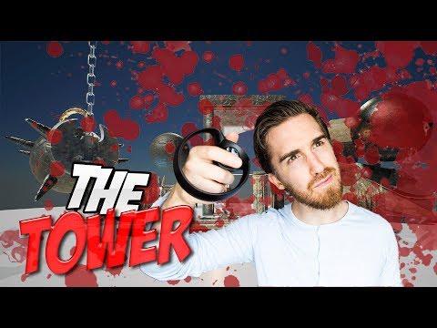 VR TEMPLE RUN! | The Tower VR - Oculus Rift Gameplay