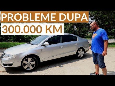 Ce probleme are un Volkswagen Passat dupa 300.000 km