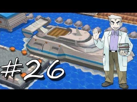 Pokemon SoulSilver - Part 26 - SS. Aqua