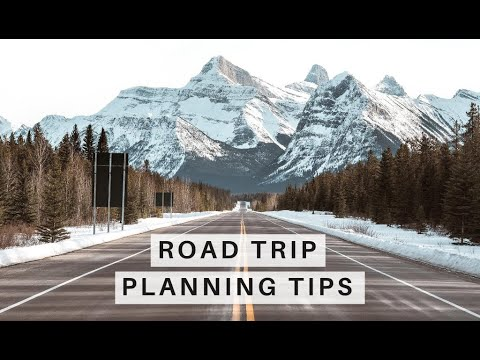 HOW TO PLAN AN EPIC ROAD TRIP | Jasper Planning & Travel Tips