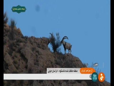Iran Shas-Kuh natural protected area, Qaen county منطقه حفاظت شده طبيعي شاسكوه قاين ايران