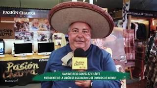 Juan Melecio González Chávez PUA de los Charros de Nayarit