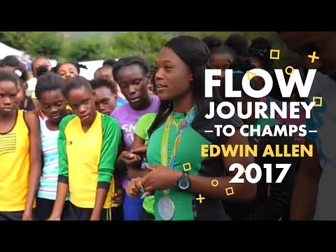 Journey to Champs 2017- Edwin Allen High