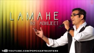 Yaad Piya Ki Aaye - Full Audio Song - Lamahe Album Abhijeet Bhattacharya