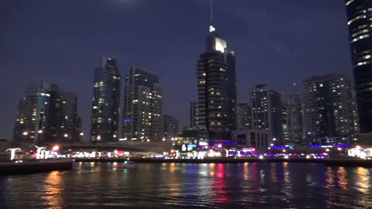 Отдых в ОАЭ. Дубай Марина
