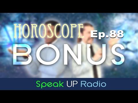 ネイティブ英会話【Ep.88】ホロスコープ//Horoscope (BONUS) - Speak UP Radio [ネイティブ英会話ラジオ]