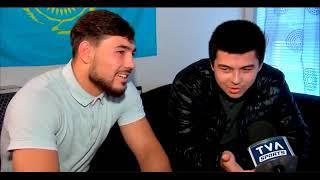 Следующий Геннадий Головкин. Видеосюжет о 20-летнем казахстанском нокаутере