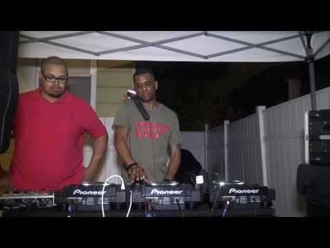 DJ Jihad Muhammad Playing At ( DJ Rob Event ) Film By Live At The Man Cave 2.0
