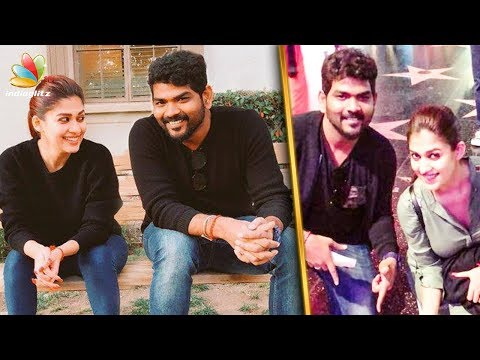 Candid Clicks ! Nayanthara & Vignesh Shivan from their US Vacation Date | Relationship Goals
