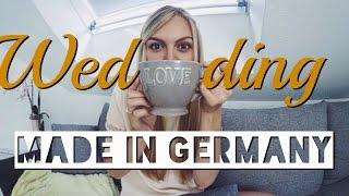 Свадьба в Германии. Wedding in Germany.  Как проходит свадьба в Германии?