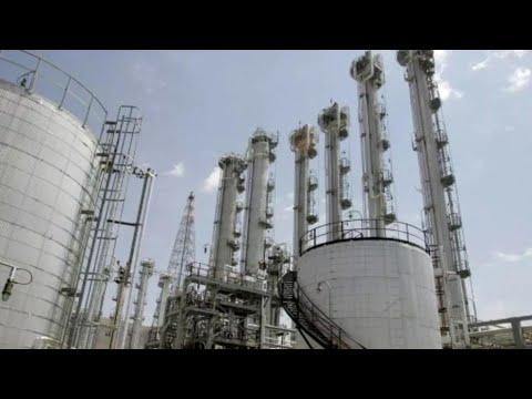 إيران تعلن تشغيل سلسلتين جديدتين من أجهزة الطرد المركزي لتخصيب اليورانيوم  - نشر قبل 4 ساعة