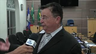 Vereador Eliezer -  Sessão extraordinária - Reajuste do IPTU de Limoeiro do Norte.