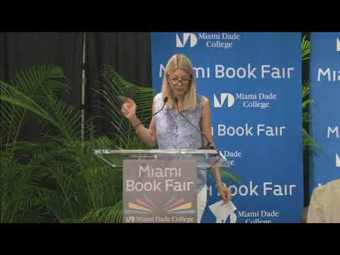 Miami Book Fair 2016