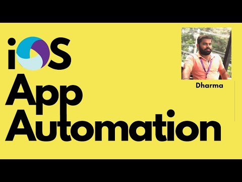 IOS Application Automation With Real Devices And Simulators | IOS App Automation