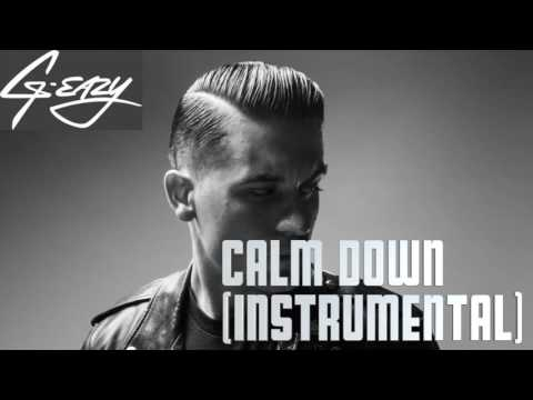 G-EAZY - CALM DOWN (INSTRUMENTAL)[FULL SONG]