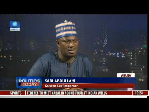 Politics Today: Decision On Magu Based On DSS Report--Sabi Abdullahi Pt 2