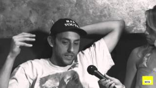 Wiped Out! - The Neighbourhood Interview with MITD