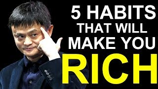 5 Success Habits That Made Jack Ma a Billionaire