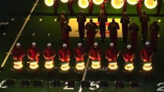 "BCU ""Sudden Impact"" Drumline - 2015 Florida Classic BOTB"