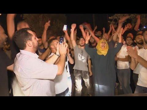 إسرائيل تتراجع أمام الأقصى والفلسطينيون يحتفلون  - نشر قبل 13 دقيقة