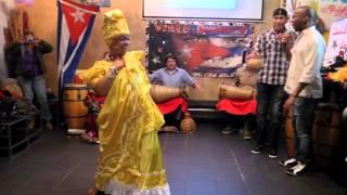 Elegguá, Oggún, Ochún y Yemayá - Ventu Rumbero - In Memoriam Julito Davalos