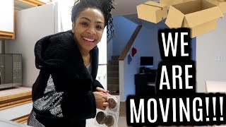 VLOG #168 | WE ARE MOVING TO ANOTHER STATE...   | WATCH SKYLAR PLAY!!!