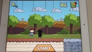 Лучшая игра для iPhone и iPad - Scribblenauts Remix
