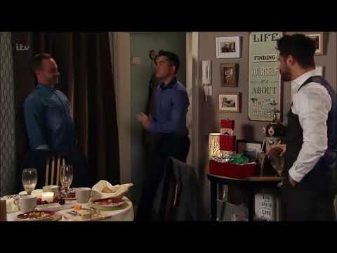 (CANADA ONLY) Missing Coronation Street Scenes Dec 13th, 2017