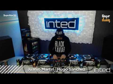 INTED LIVE STREAMING Juanjo Martin & Hugo Sanchez SET FROM SUGAR DADDY BY SUPERMARTXE