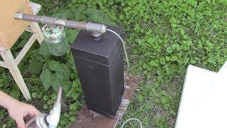 Отличный дымогенератор для холодного копчения продуктов. Обзор.
