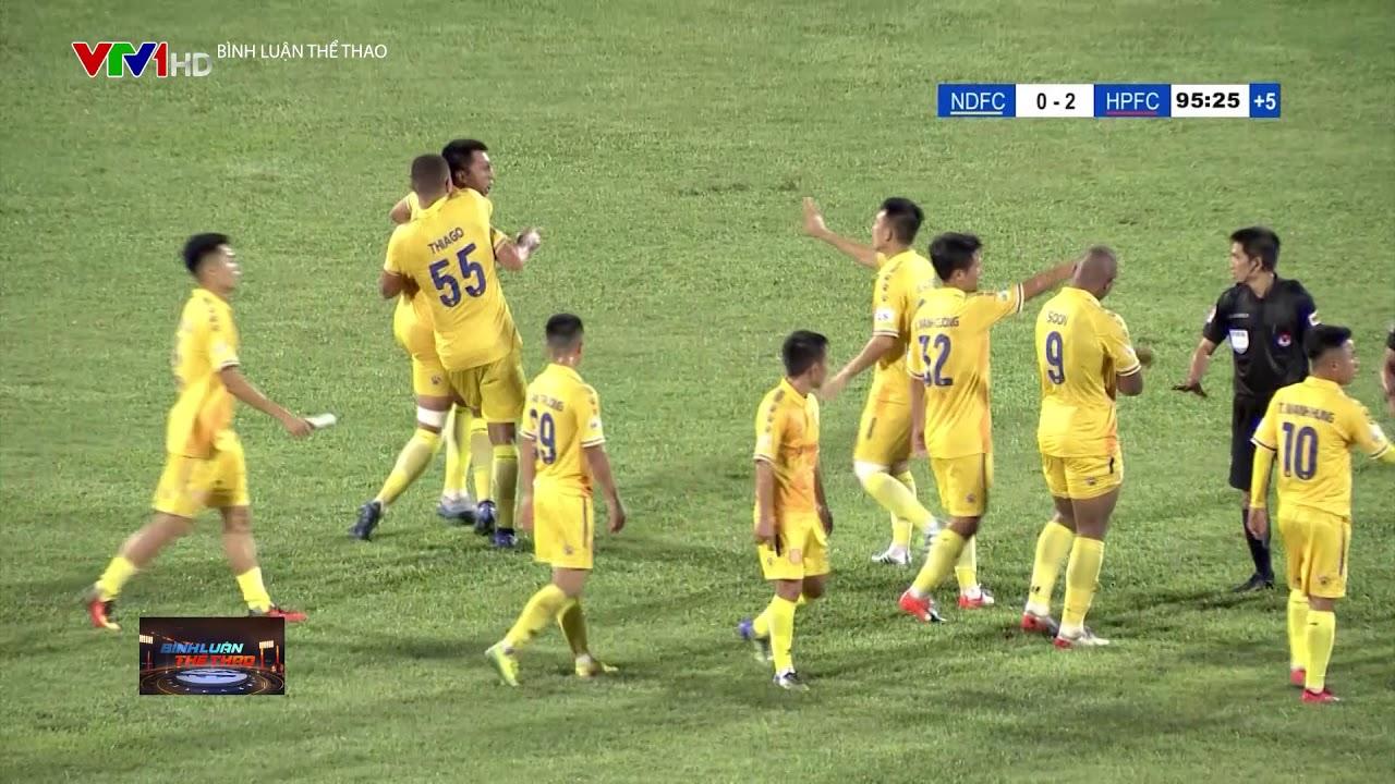 Những trọng tài xứng đáng nhận thẻ phạt ở V-League