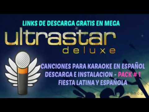 ultrastar deluxe song packs