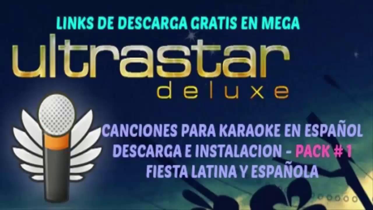 Deluxe Download Espaol Canciones Ultrastar Descargar