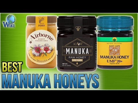 10 Best Manuka Honeys 2018