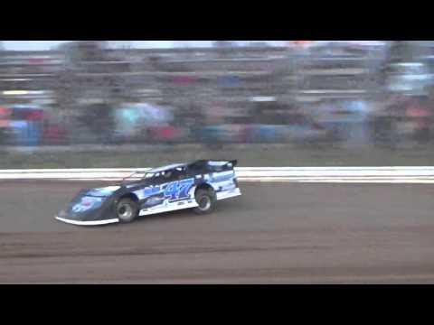 Ark La Tex Speedway Comp Cams Super Dirt Series Hot laps 3 5/7/16